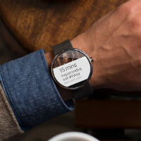 Google I/O attendees contacted about receiving the Moto 360