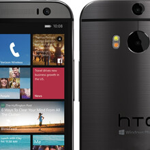 Windows Phone 8.1 version of HTC's One (M8) shows up again, Duo rear camera confirmed