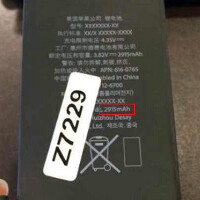 """5.5 inch """"Apple iPhone 6L"""" to sport a 2915mAh battery; 4.7 inch iPhone 6 to carry an 1810mAh cell"""