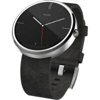 Moto 360 Best Buy listing shows Texas Instruments CPU and $249 price tag
