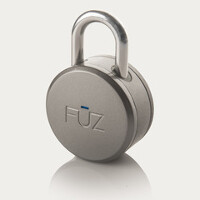 Since we're doing smart-everything nowadays, here's a smart padlock