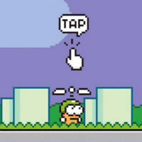Swing Copters is the next game from Flappy Bird creator Dong Nguyen
