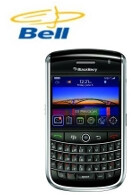 The Bell rings and the BlackBerry Tour is launched in Canada