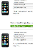 AT&T drops refurbished iPhone 3G prices to as low as $79