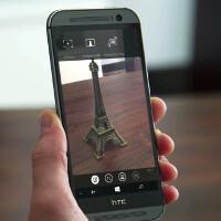 HTC One (M8) for Windows vs Lumia 930, Galaxy S5, iPhone 5s and more: size comparison
