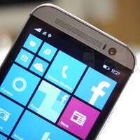 HTC One (M8) for Windows is here - WP 8.1 in a premium, metal package
