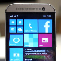 HTC One (M8) for Windows vs Nokia Lumia Icon vs Lumia 635: specs comparison