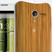Free wood back for Motorola Moto X buyers using the Moto Maker site, until August 21