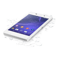 The Sony Xperia M2 Aqua is one of the world's most wateproof phones