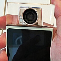 """Odd looking Sony """"selfie"""" phone features rotating camera"""