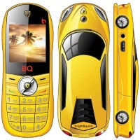 It's a phone. It's a Lamborghini. No, it's the Lamborghini phone!