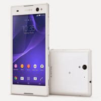 """To Russia, with love: Sony Xperia C3 """"selfie"""" phone debuts in Russia"""