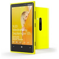 Lumia 920 receiving the Windows Phone 8.1 and Lumia Cyan update almost everywhere