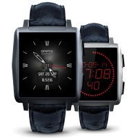 The Omate X is a $129 metal smart-watch