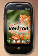 A user-hacked Palm Pre is working on Verizon