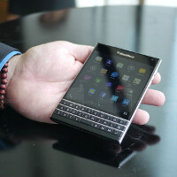 Specs leak for the BlackBerry Passport: 3GB of RAM, huge battery and OIS