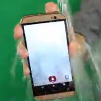 HTC One (M8) and Nokia Lumia 930 tackle the Ice Bucket Challenge