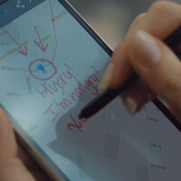 New teaser for Samsung Galaxy Note 4 is all about using the S Pen to create