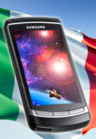 The Samsung OMNIA HD now captures video with AAC audio… in Italy