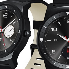 LG G Watch R fully unveiled: the first Android Wear smartwatch with a truly round display