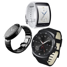 Samsung Gear S, LG G Watch R, or Moto 360: which one would you get?