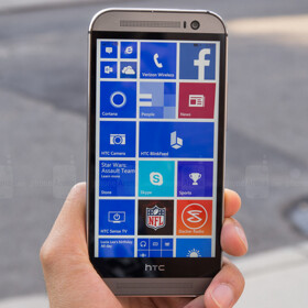 HTC One (M8) with Windows Phone 8.1 announced by T-Mobile