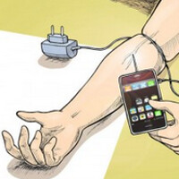 College students face cellphone addiction