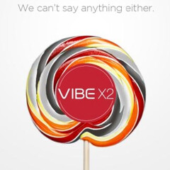 Is Lenovo mocking Apple with this invitation to its Vibe X2 launch event?