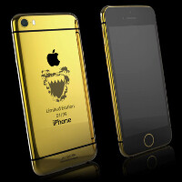 Gold-plated iPhone 6 Elite versions already up on preorder for a hefty price