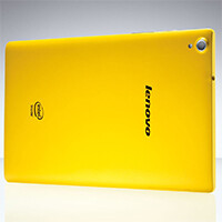Lenovo unveils the Tab S8, a 64-bit 8-inch slate with Intel inside
