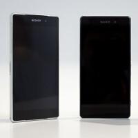 Sony Xperia Z3 vs Sony Xperia Z2 vs Samsung Galaxy S5: specs battle