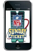 DirecTV offering live NFL games to iPhone users