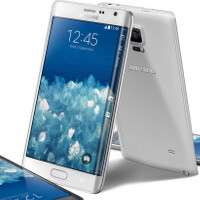 More Samsung Galaxy Note 4 and Note Edge images leak out