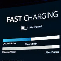 Samsung Galaxy Note 4 can charge from