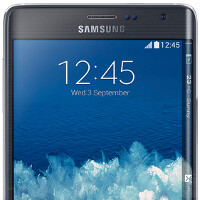 Patent application from last November paved the way for the Samsung Galaxy Note Edge