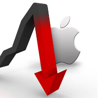 Apple shares drop 3% on analyst downgrade; iWatch and mobile payments cited