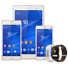Sony Xperia Z3, Z3 Compact, and Z3 Tablet Compact price and release date