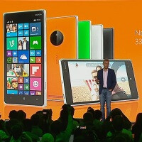Lumia 830 is official - an affordable high-end Windows Phone with a 10MP OIS PureView camera