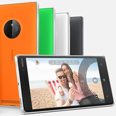 Microsoft's Lumia 830 is the thinnest Lumia yet, here's how it sizes up against the competition