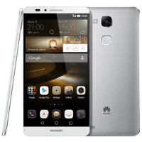 """Huawei unveils the 6"""" Mate 7 with a 4,100mAh battery aboard"""