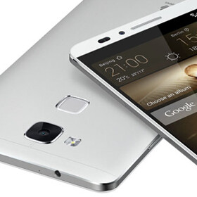 Move over, Apple and Samsung: Huawei Ascend Mate 7 features a single-touch fingerprint scanner -