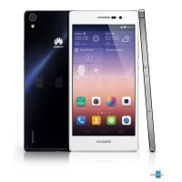 Huawei reinvents the Ascend P7 with sapphire glass display and ceramic back panel