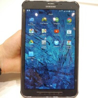 Samsung Galaxy Tab Active hands-on: Get rugged!