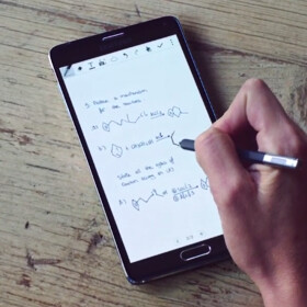 Watch Samsung Galaxy Note 4's S Pen in action in this official promo video