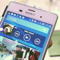 In-depth video overview of the Sony Xperia Z3 design, features, and specifications
