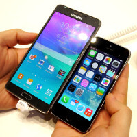 iPhone 5s outpaces Galaxy Note 4 in this improvised speed comparison