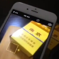 Video claims to show the rear camera of the Apple iPhone 6 in action