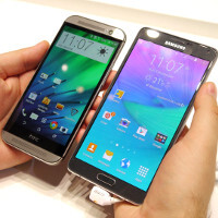 Note 4 goes out against the One (M8) in early speed comparison, loses
