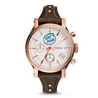 Intel teams up with Fossil to collaborate on wearables