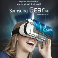 Samsung Gear VR infographic shows you what the new gadget is all about